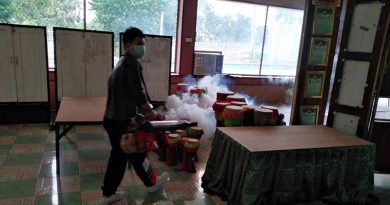 โรงเรียนไทยรัฐวิทยา58เตรียมพร้อมเปิดภาคเรียน
